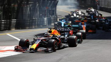 Formule 1 2021 - Grand Prix van Monaco Highlights