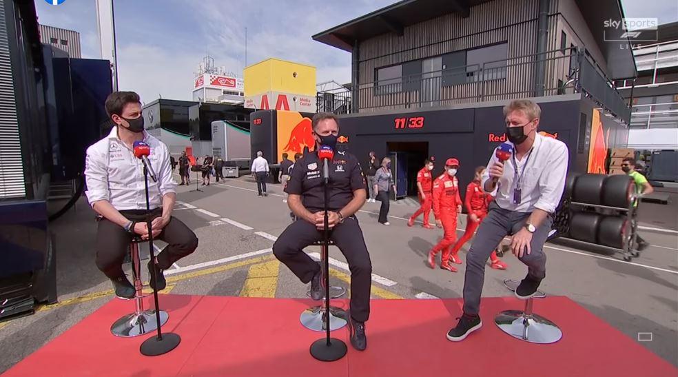 Horner en Wolff reageren op de Grand Prix van Spanje