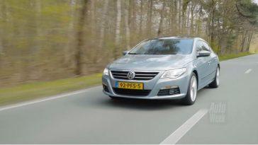Klokje Rond - Volkswagen Passat CC met 648.593 km