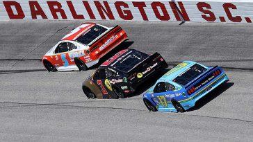 NASCAR 2021 - Darlington 400 Highlights