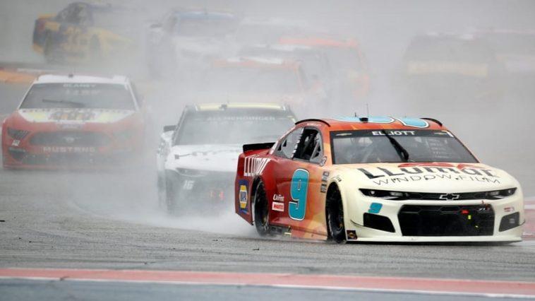 NASCAR 2021 - Texas Grand Prix Highlights