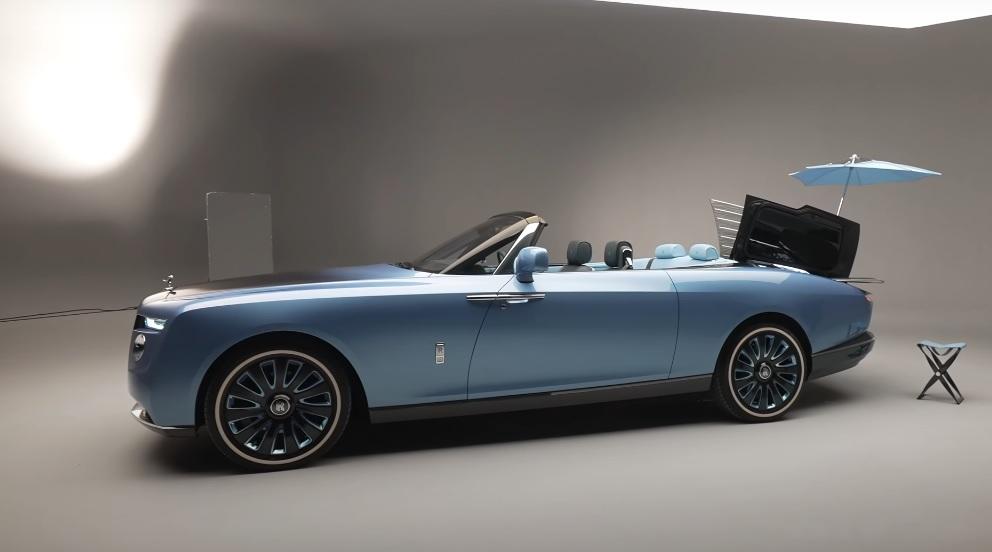 Rolls Royce Boat Tail is de duurste nieuwe auto ooit