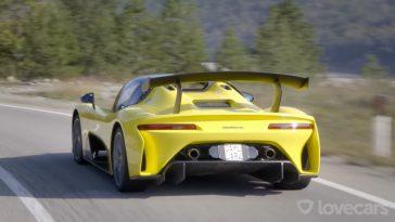 Tiff Needell test de Dallara Stradal