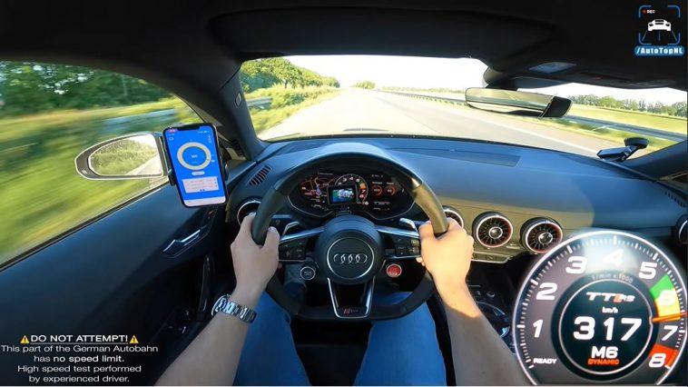 625 pk Audi TT RS