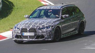 BMW M3 Touring Nordschleife