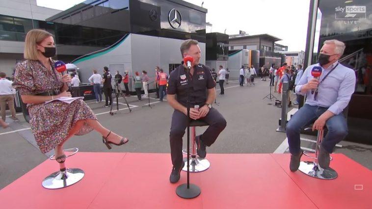 Christian Horner blikt terug op 'masterclass' van Verstappen