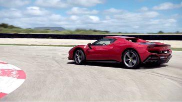 Eerste video van Ferrari 296 GTB V6