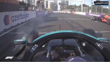 Hamilton vergat 'Brake Magic' uit te schakel bij herstart