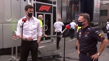 Horner en Wolff blikken terug op GP Frankrijk