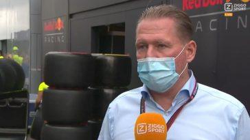 Jos Verstappen Interview