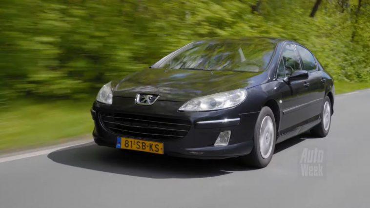 Klokje Rond - Peugeot 407 met 550.613 km