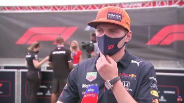 Max Verstappen reageert op verklaring van Pirelli