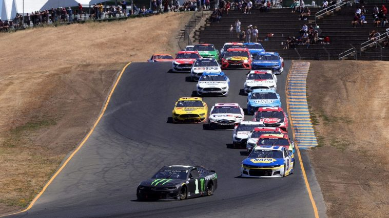 NASCAR 2021 - Sonoma 350 Highlights