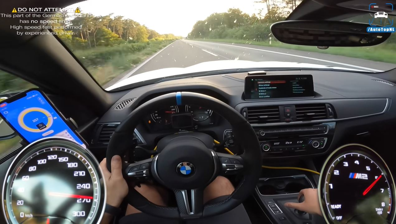850 pk BMW M2 Competitions
