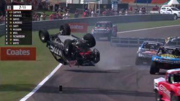 De Motorsport Crashes van week 24