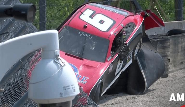 De Motorsport crashes van week 26