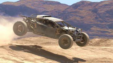 Deze Off-Roader was ooit een Lamborghini Huracán