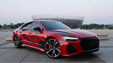 's Werelds snelste Audi RS7 C8