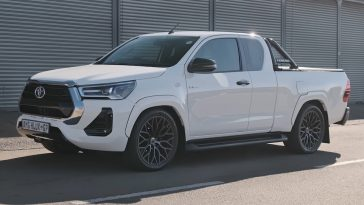 AMG-Toyota-Hilux