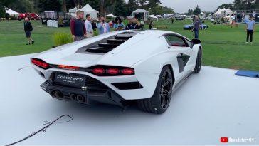 Lamborghini Countach LP800