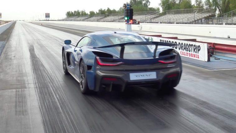 Rimac Nevera grijpt record voor snelste productieauto
