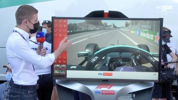 Sky Sports analyseert crash Hamilton en Verstappen