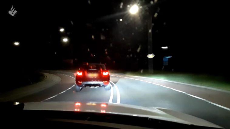 Gestolen Range Rover op de vlucht in Limburg