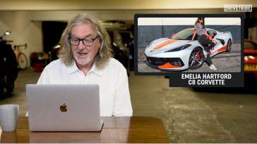 James May geeft commentaar op auto's van YouTubers Pt 3