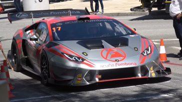 Lamborghini Huracan SuperTrofeo Hillclimb
